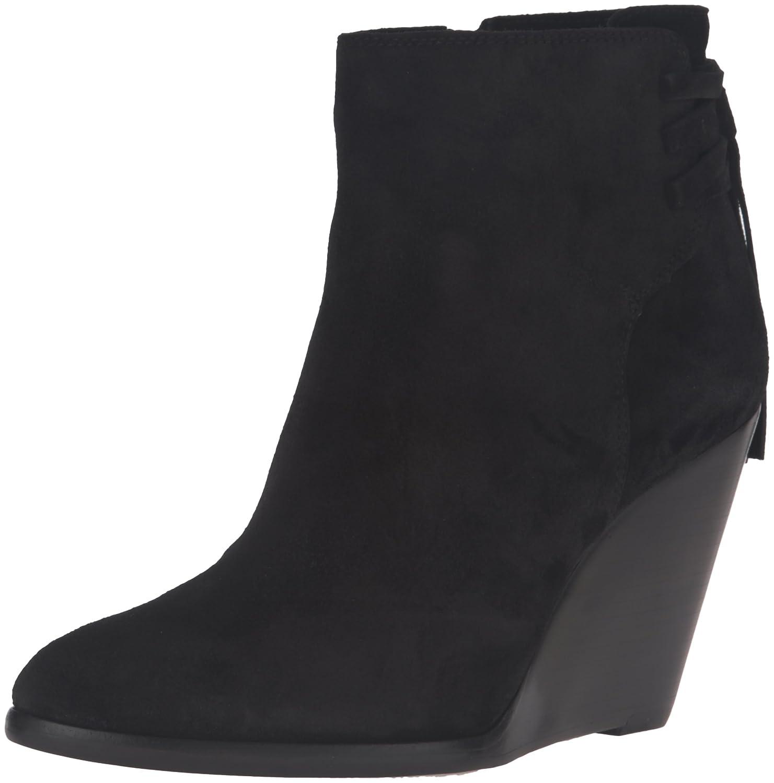 FRYE Women's Cece Tassel Lace Boot B01A9ZGXIS 8 B(M) US|Black