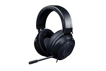 Razer Kraken - Auriculares de Gaming con micrófono (Windows, Mac, iOS, Android) Negro