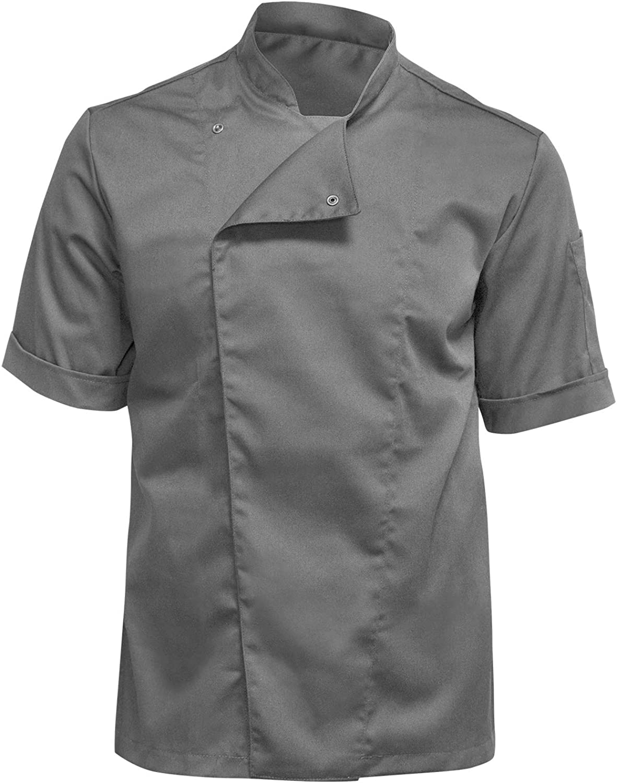 Fatto in UE Giacca Casacca da Cuoco Chef Bicchierino-Manicotto Ristorante S-XXL strongAnt PIZZAIOLO ristorazione Pizzeria