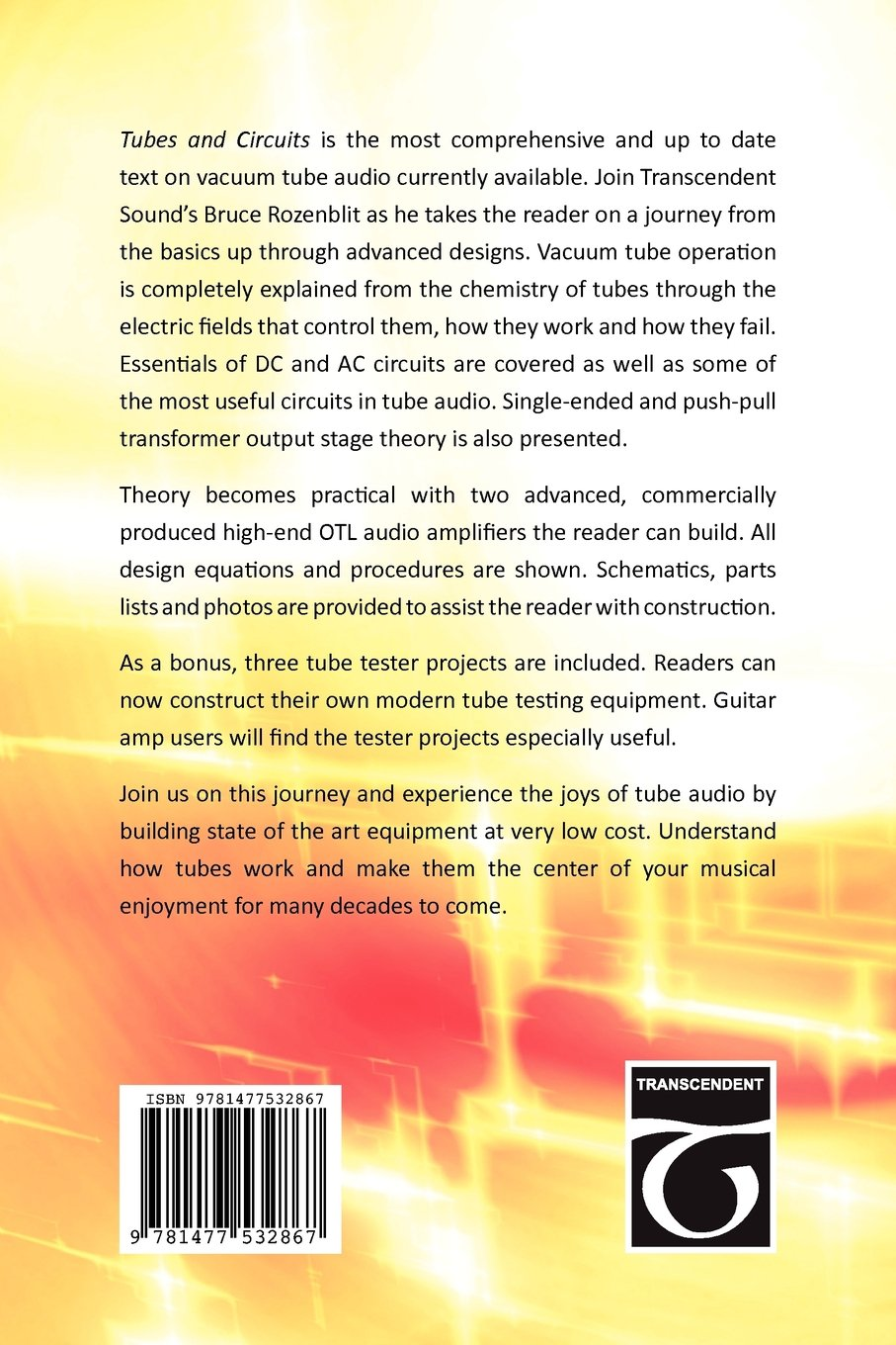 Tubes And Circuits Bruce Rozenblit 9781477532867 Books More Musical Testers Click On Schematic To View Pdf