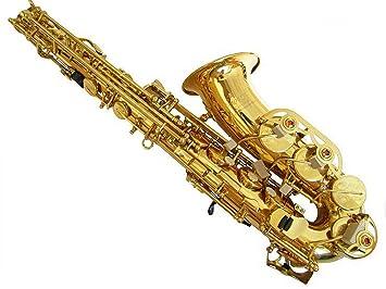 XIE@ Ajustable saxofón configurado mi bemol Alto Tipo de saxofón ...