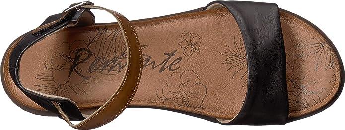 Rieker Damen R2752 01 Schuhe & Handtaschen