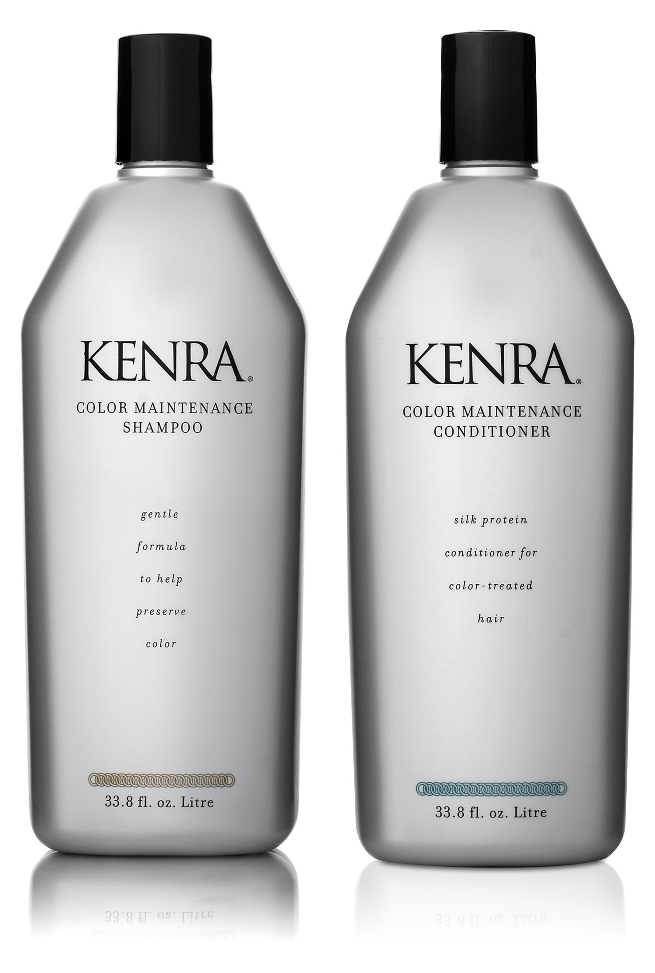 Kenra Color Maintenance Shampoo and Conditioner Set, 33.8-Ounce
