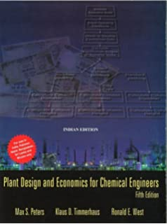 Amazon process systems analysis and control 9780073397894 plant design and economics for chemical engineers international edition fandeluxe Gallery