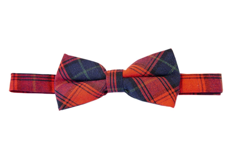 Cambridge Crimson Bow Tie