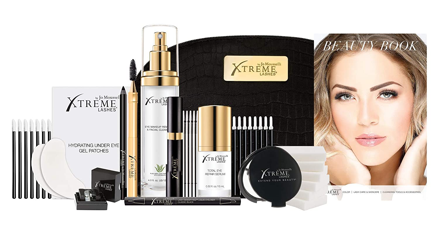 f7059690f05 Amazon.com: Xtreme Lashes Lashista Deluxe Collection for Eyelash Extensions:  Luxury Beauty