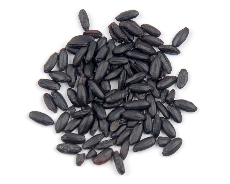 Amazon.com : Chinese Black Rice, 25 LB Bag : Grocery