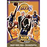 Nba Champions 2001: Lakers [DVD] [Import]