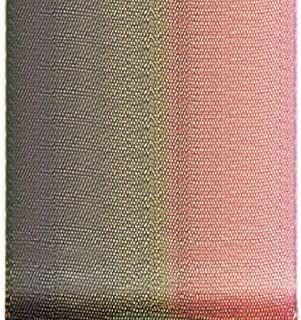product image for Offray Wired Edge Ombre Craft Ribbon, 3-Inch Wide by 15-Yard Spool, Camela