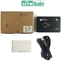 Techwell-USB 13.56MHZ Contactless 14443A IC RFID Card Reader