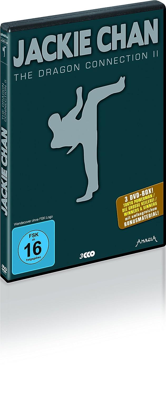 Amazon.com: Jackie Chan - The Dragon Connection 2 (Uncut): Jackie ...