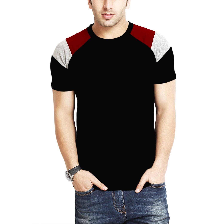 Veirdo Men\'s Cotton Tshirt: Amazon.in: Clothing & Accessories