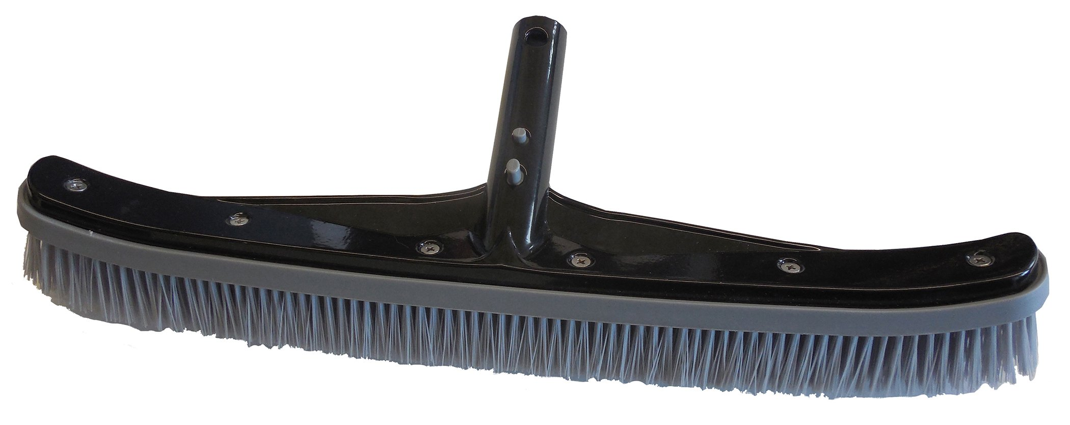 Jed Pool Tools 70-292 Professional Grade Wall Brush, 18-Inc, Inch by JED Pool Tools