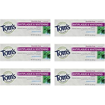 powerful Tom's of Maine Natural Antiplaque