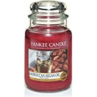 Yankee Candle Vela, Rojo, Frasco Grande