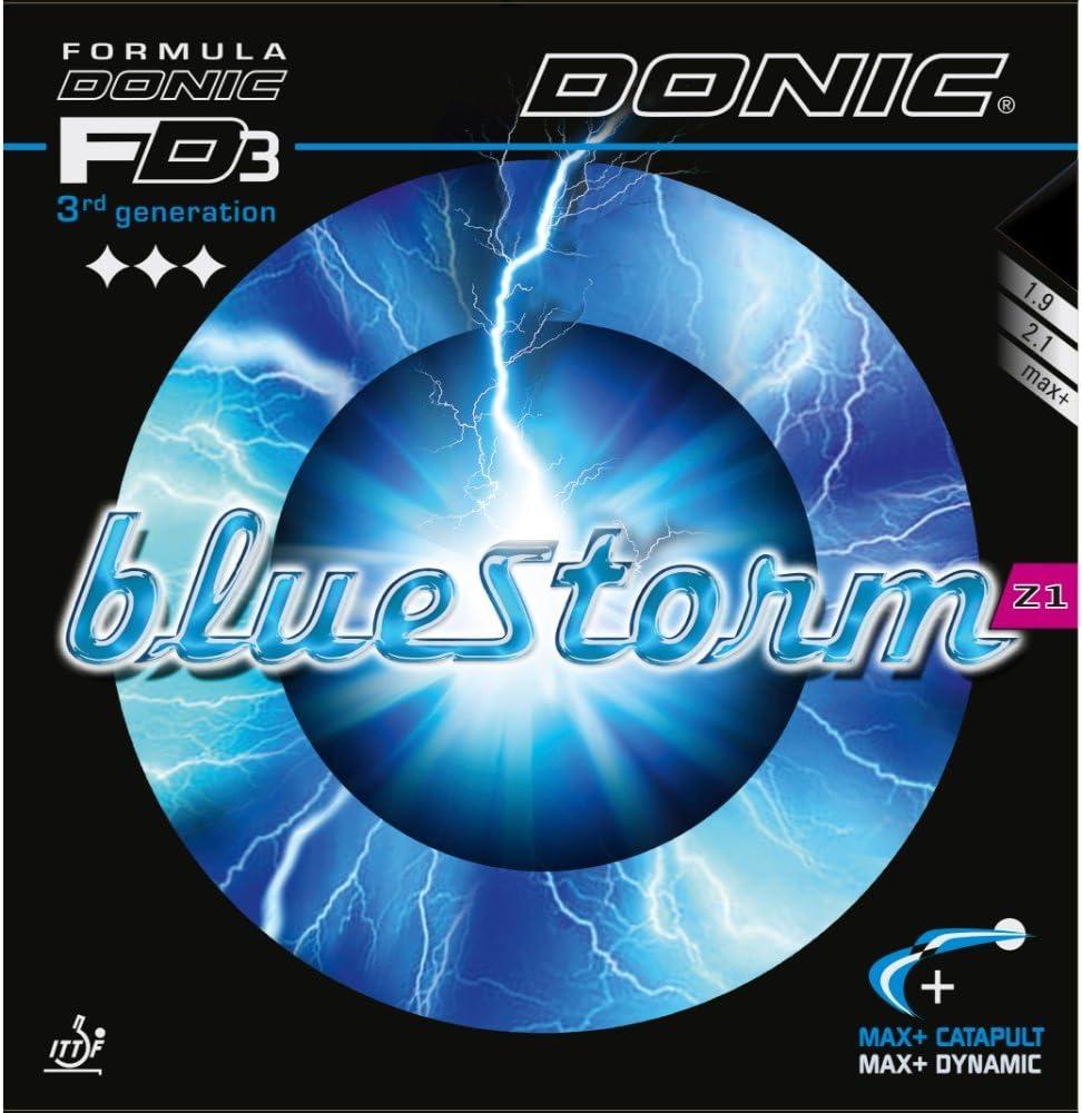 Donic bluestorm Z1Tenis de Mesa Caucho