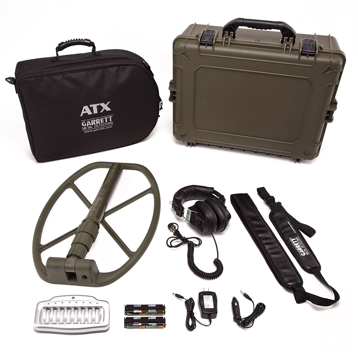 Amazon.com : Garrett ATX Deepseeker Package with 11x13
