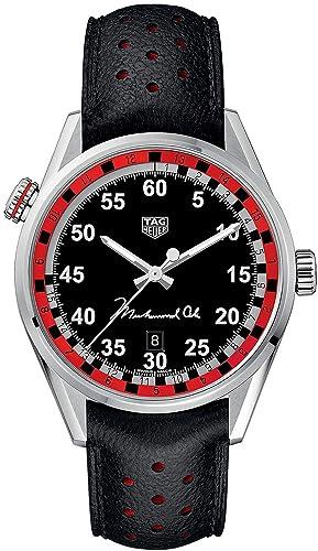 TAG Heuer Carrera Calibre 5 anillo Master hombres del reloj – war2 a11. fc6337 (