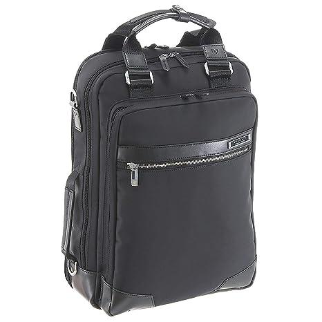 Roncato E-Lite Bags Mochila Tipo Casual, 42 cm, 20 litros, Negro
