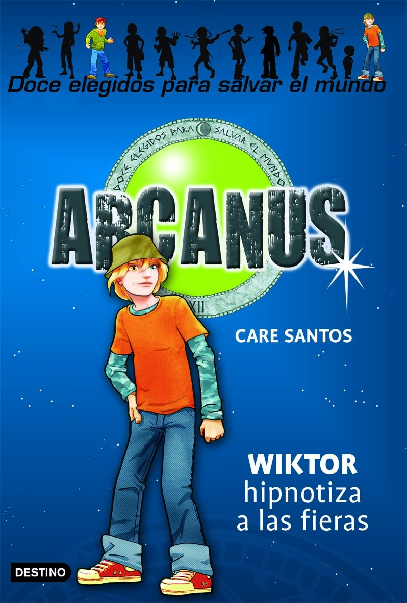 Read Online Wiktor hipnotiza a las fieras/Victor Hypnotizes the Beasts (Arcanus) (Spanish Edition) PDF