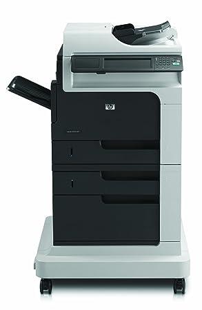 HP Laserjet empresarial M4555f MFP - Impresora multifunción (Laser ...