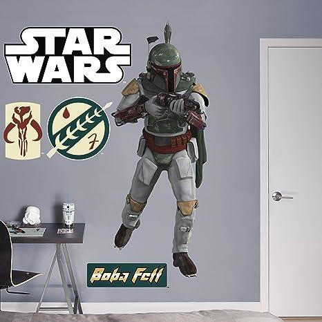 Book of Boba Fett Starwars Boba Fett Sticker Mandalorian Stickers Boba Fett