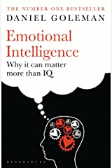 Emotional Intelligence: Why It Can Matter More Than IQ Kindle Edition