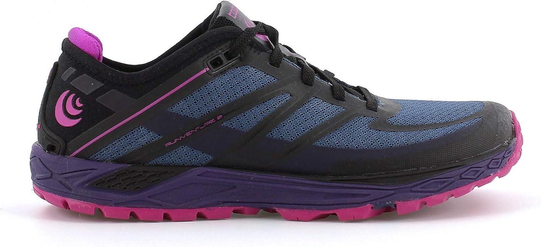 Topo Athletic Runventure 2 - Zapatillas de correr para mujer (piedra/ciruela 6.5: Topo Athletic: Amazon.es: Deportes y aire libre
