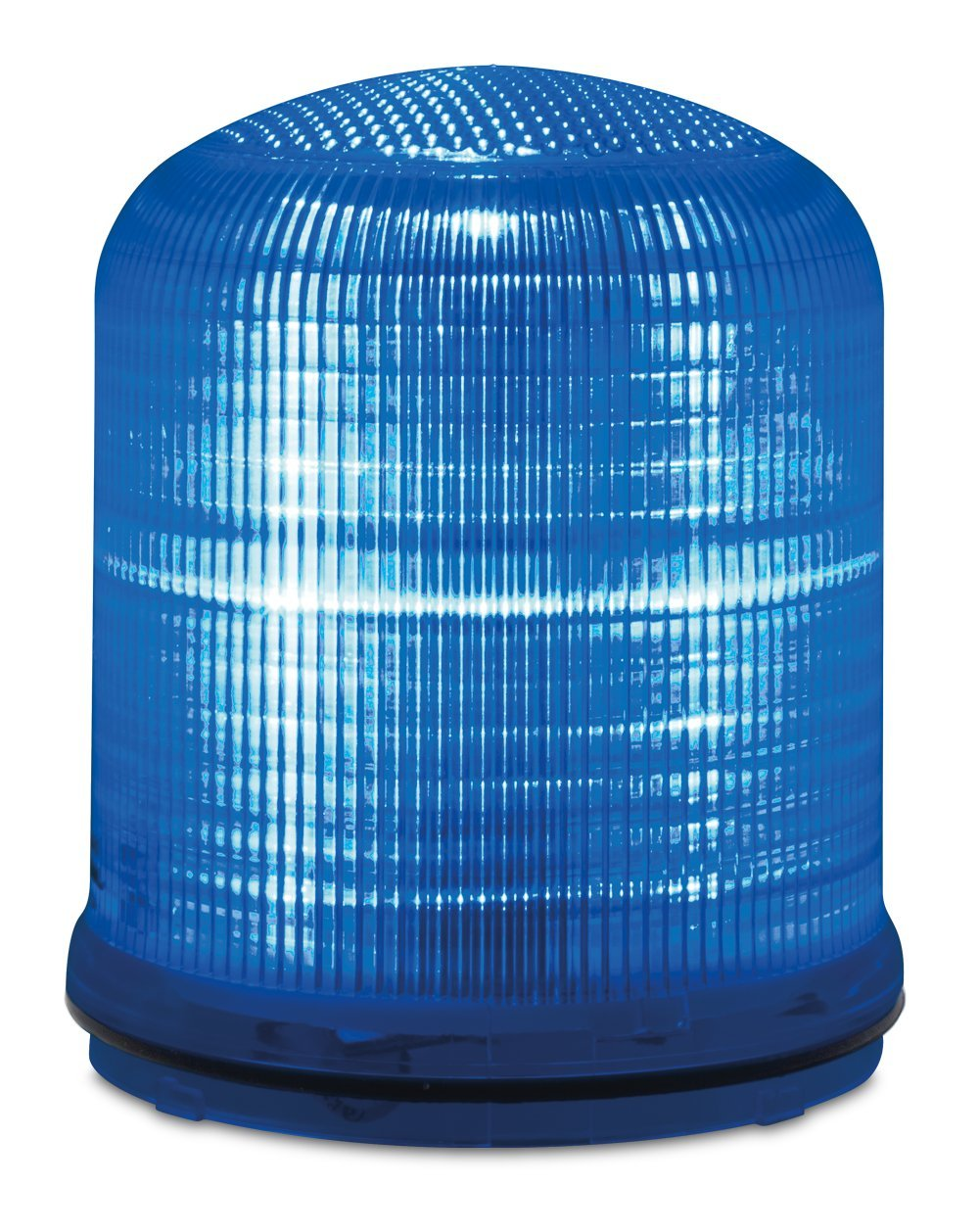Required Base Sold Separately Amber Federal Signal SLM200A Streamline Modular Multi-Pattern LED Beacon Polycarbonate