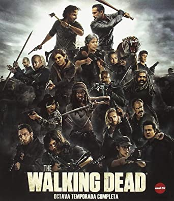 The walking dead (8ª temporada) [Blu-ray]: Amazon.es: Andrew Lincoln ...