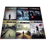 Walking Dead - Complete Collection, DVD (Series Seasons 1-6, 1,2,3,4,5,6 Bundle) USA Format Region 1