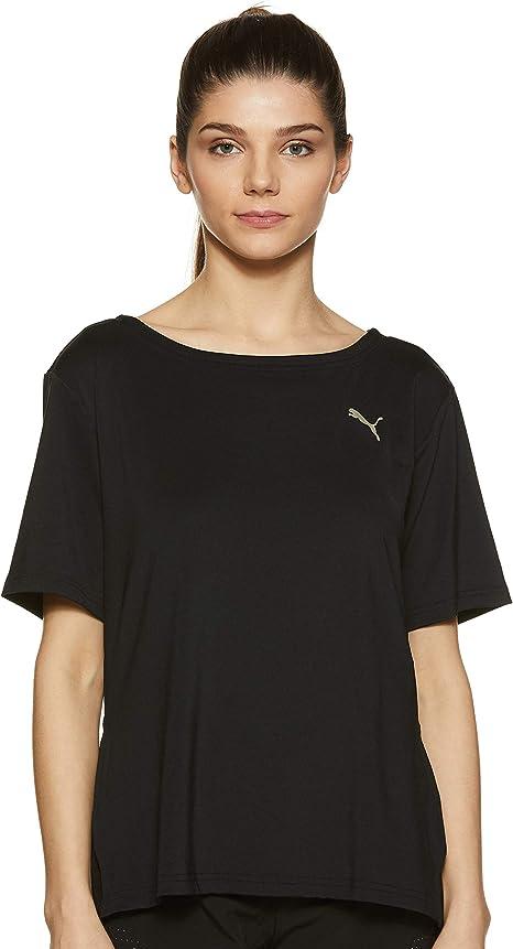 Puma Damen T-Shirt Transition Tee 595068