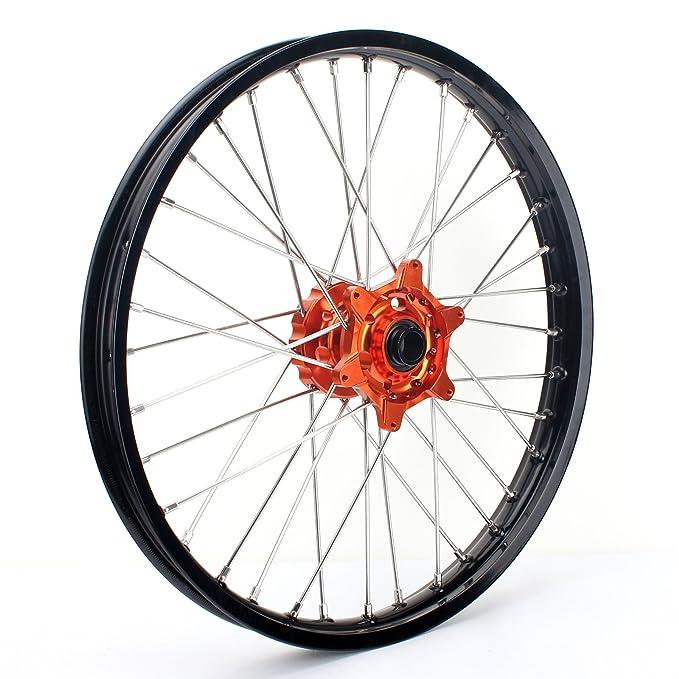 18/'/' For KTM 125 200 250 380 520 EXC 125 200 400 525 SX Rear Wheel Kit Rim Hub