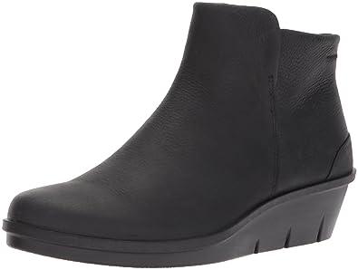 8d5781c3722 Amazon.com | ECCO Women's Women's Skyler Wedge Bootie Ankle | Ankle ...