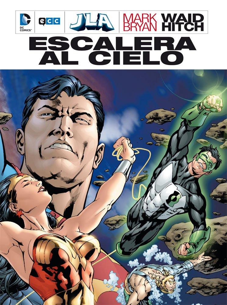 JLA: Escalera al cielo: Amazon.es: Waid, Mark, Hitch, Bryan, San Rafael Simó, Francisco: Libros