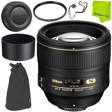 Review Nikon AF-S NIKKOR 85mm