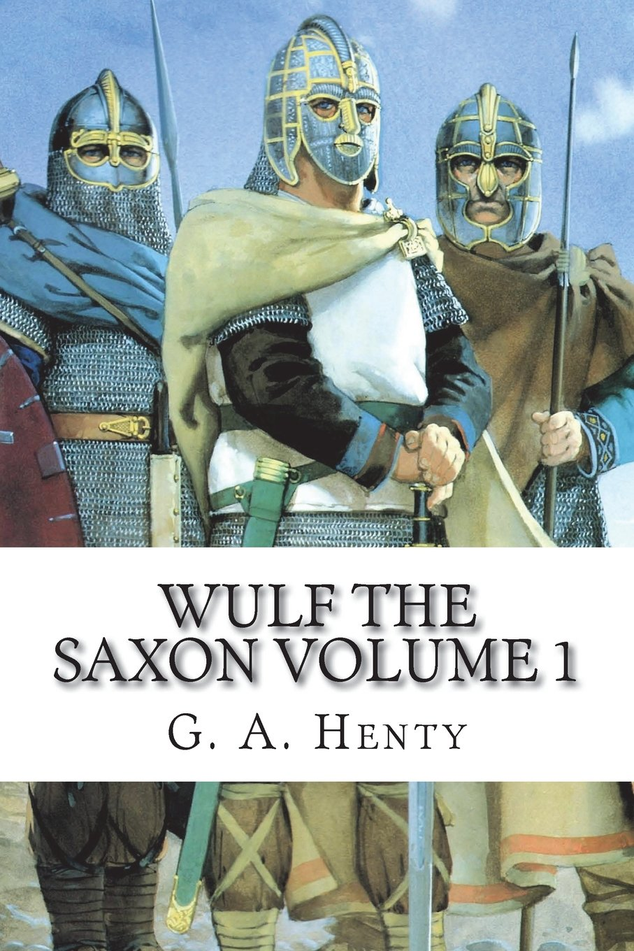 Wulf the Saxon Volume 1 PDF