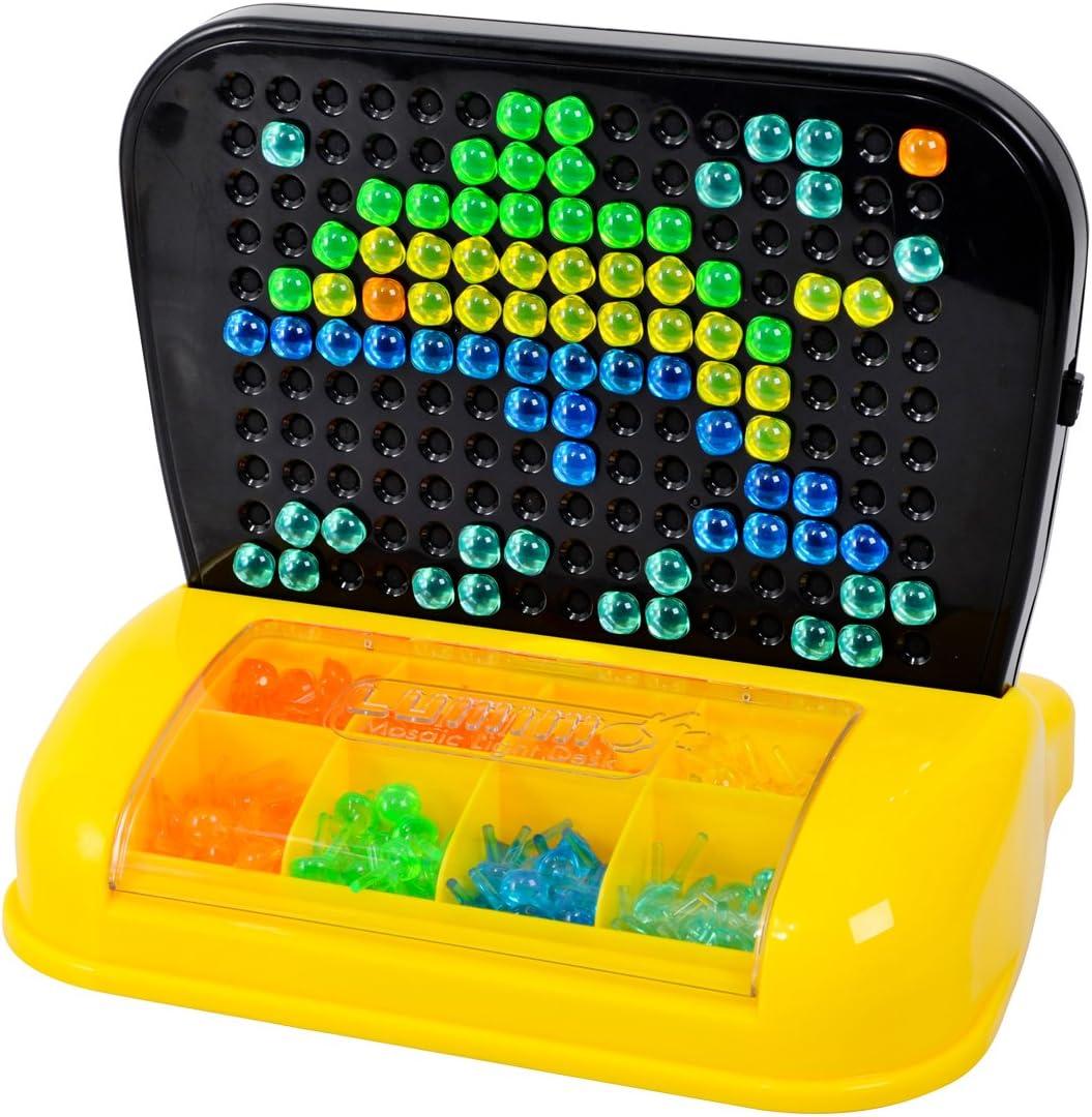 PlayGo 2120 - Lumimo Juego, con Pilas, 240 Piezas: Amazon.es: Juguetes y juegos