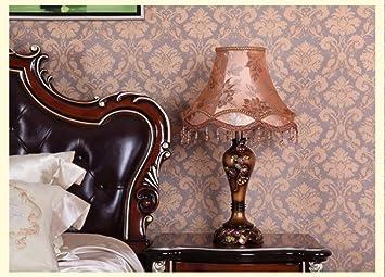 2018 Neue Mode Lampe Modernen Minimalistischen Harz Malerei Handwerk Lampe  Kreative Lernen Schlafzimmer Kleine Tischlampe Nachttischlampe