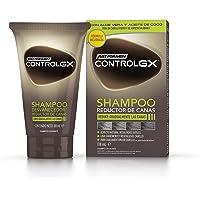 Just for men Control GX Champú, Reduce las canas gradualmente, Resultado natural, 118 ml