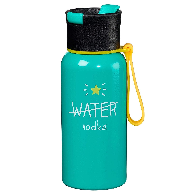 Happy Jackson Water//Vodka Reusable Water Bottle