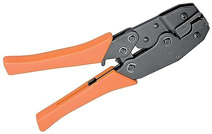 Fixpoint 77272 - Alicates para crimpar conectores RJ45 y 8P8C