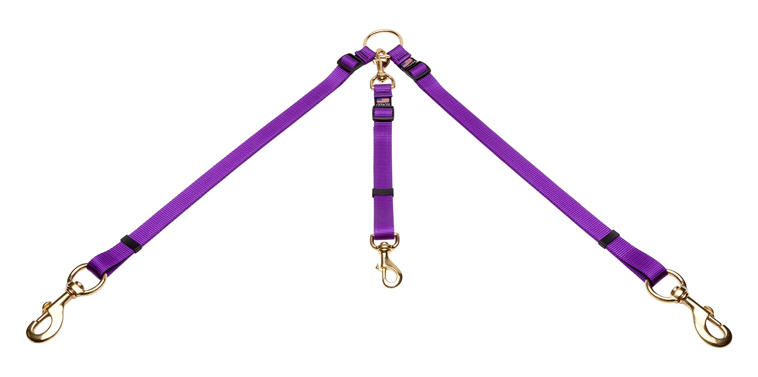 Cetacea Pet Truck Bed Tether, One Size, Purple by Cetacea