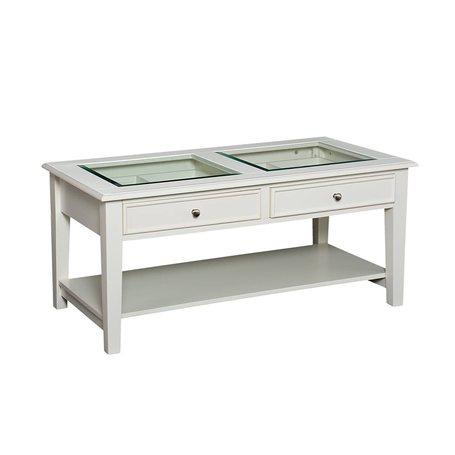 Amazon Southern Enterprises Panorama Cocktail Table f