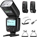 Neewer NW625 GN54 Speedlite Flash Kit Compatible with Canon Nikon Panasonic