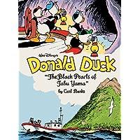 Walt Disney's Donald Duck: The Black Pearls of Tabu Yama
