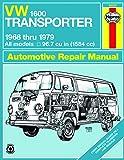 Volkswagen VW 1600 Baywindow Transporter 1584cc