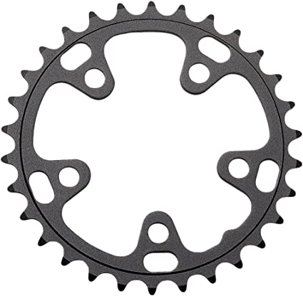 SHIMANO 105 5703-S 39T X 130MM 10-SPEED TRIPLE MIDDLE SILVER BICYCLE CHAINRING