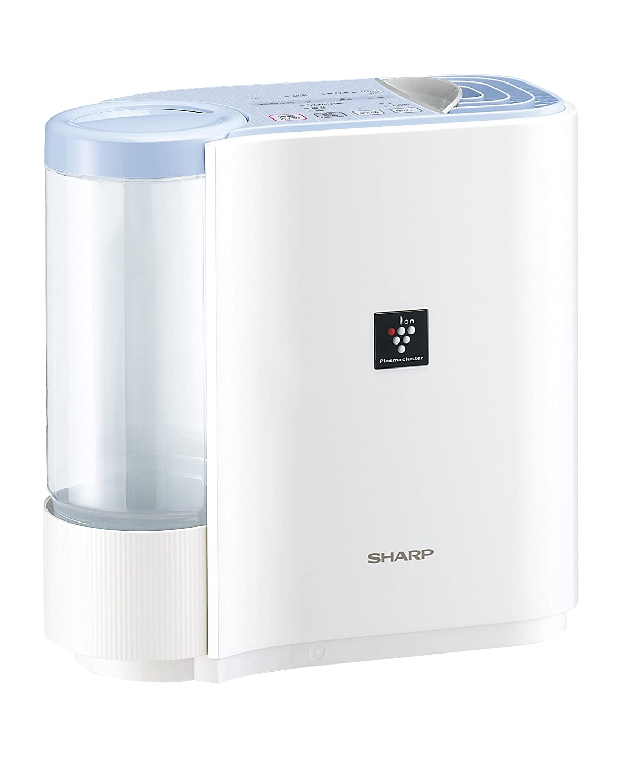 SHARP プラズマクラスター搭載 加湿機 気化式 パーソナルタイプ ブルー系 HV-C30-A   B00F2YK5TA