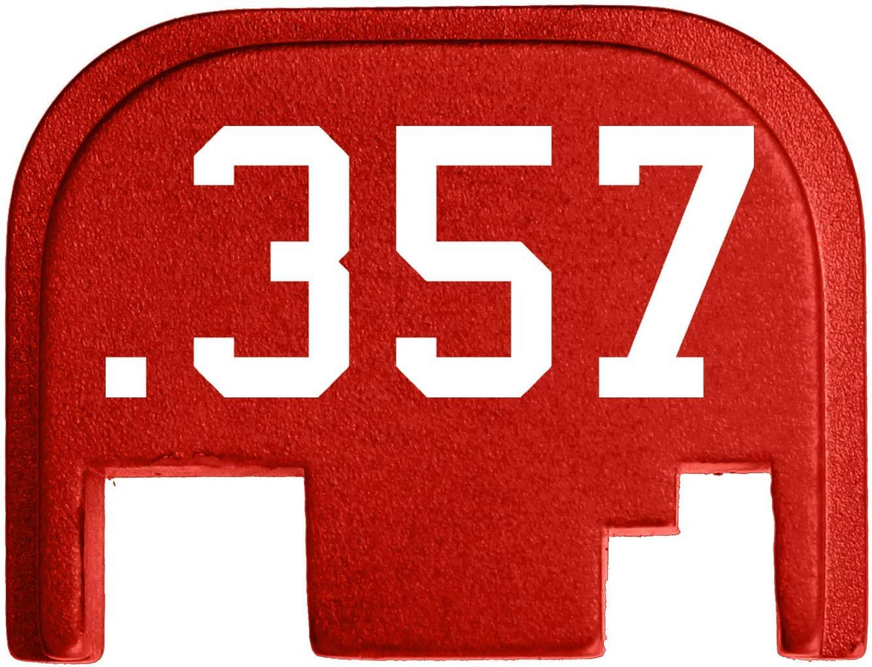 Rear Slide Gun Back Butt Plate Cover For Glock Gen 1-5 Models 17-41,45 Opt 12